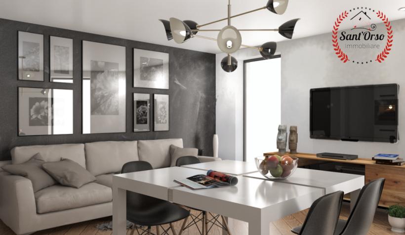 Appartamenti ristrutturati a saint pierre zona castello for Spese arredo immobili ristrutturati