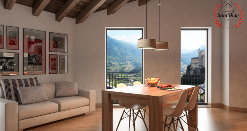 Appartamenti ristrutturati a saint pierre zona castello for Appartamenti ristrutturati